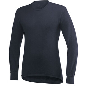 Woolpower Unisex 200 Crewneck dark navy